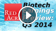 Q3 2024 Biotech Earnings Preview (Video Commentary)