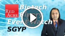 Synergy Pharmaceuticals Biotech Stock Analysis by Red Acre Investments
